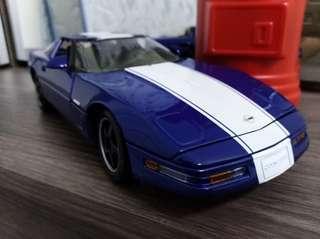 Maisto Chevrolet Corvette Grand Sport Coupe 1996 [BLUE] Scale 1/18