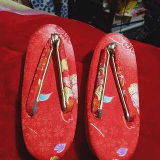 Japanese cute sandals for kids