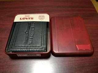 $350 LEVIS 真皮銀包