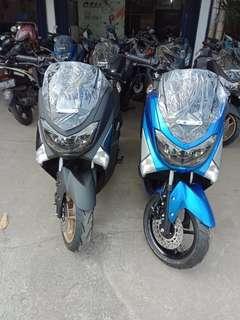 Yamaha n-max non abs 155cc