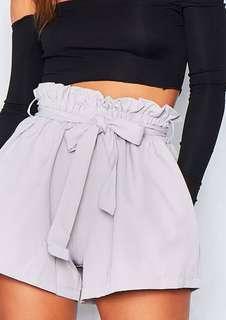 Paperbag Tie Shorts