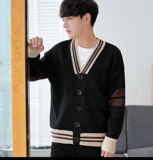 Autumn and winter sweater men