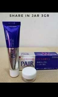 Pair acne cream (obat jerawat ampuh) 3 gr