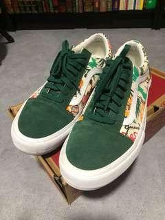 Vans x Concepts (Green / Jamaica) US 11
