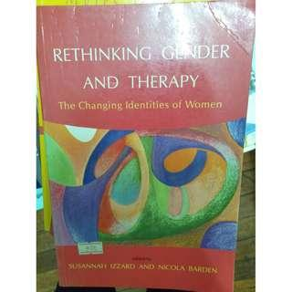 Rethinking Gender and Therapy