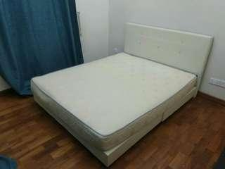 Used Queen Size Mattress