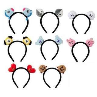 BTS Hairband