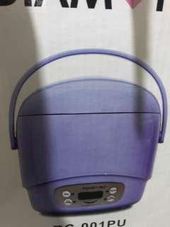 迷你電飯煲罕有紫色