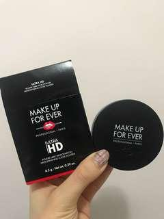 新版 Make Up Forever HD Powder 8.5g