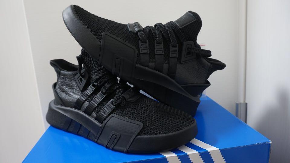 Adidas EQT Bask Adv triple black, Men's