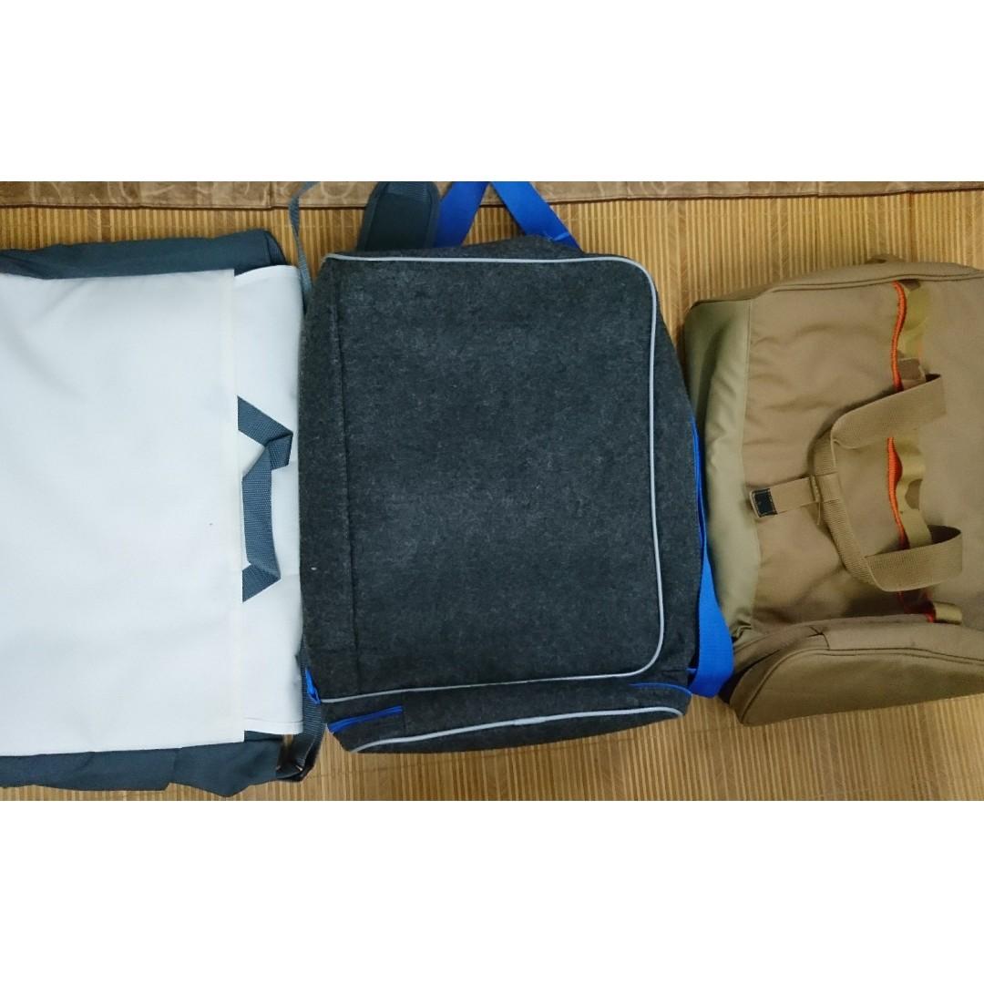 Adidas men sports bag  white   leisure bag  side bag a6f45b7221fcc