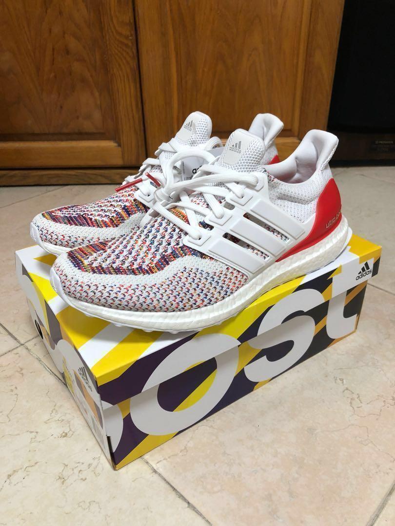 45dff5e7999 Adidas Ultra Boost 2.0 Multicolour