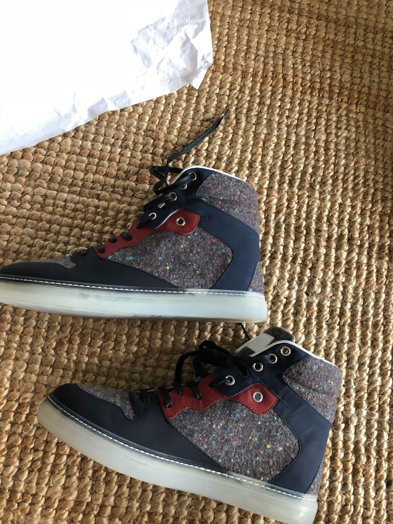 Balenciaga sneakers, new with box, size 39, Aus 8.5