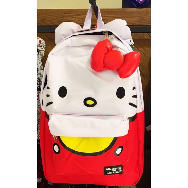 546a16dd4 BN Special Edition Loungefly X Hello Kitty Backpack / Diaper Bag ...