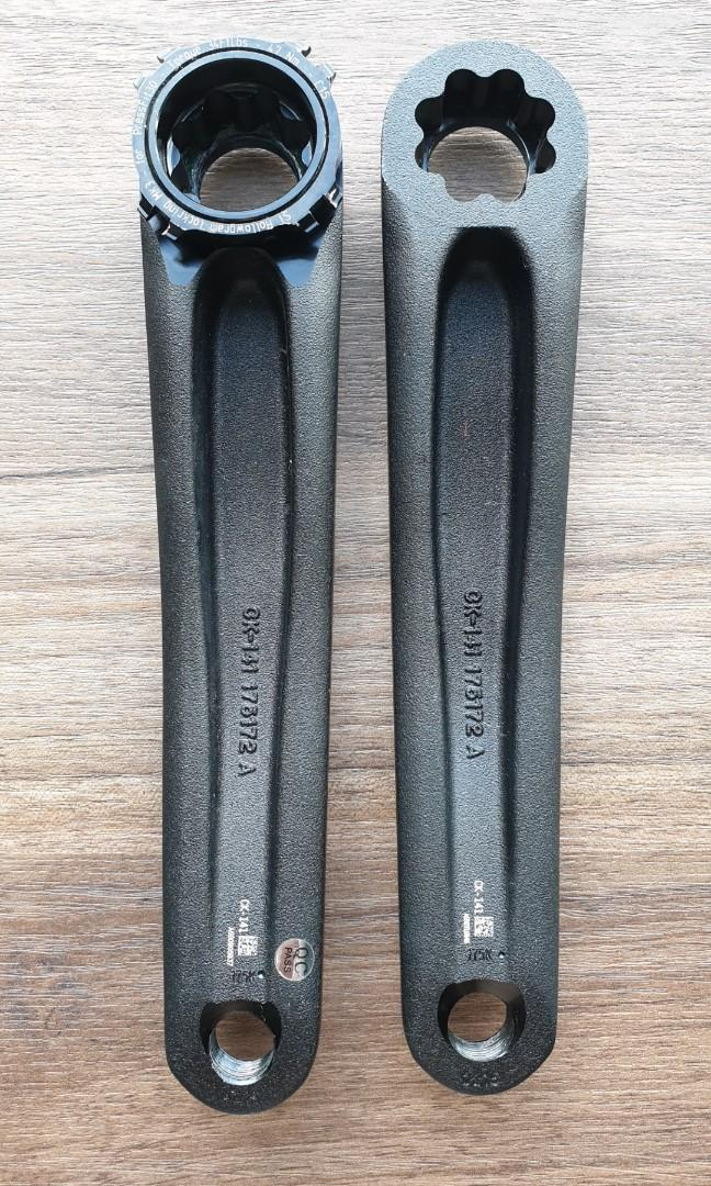 Cannondale Si Crank Arms