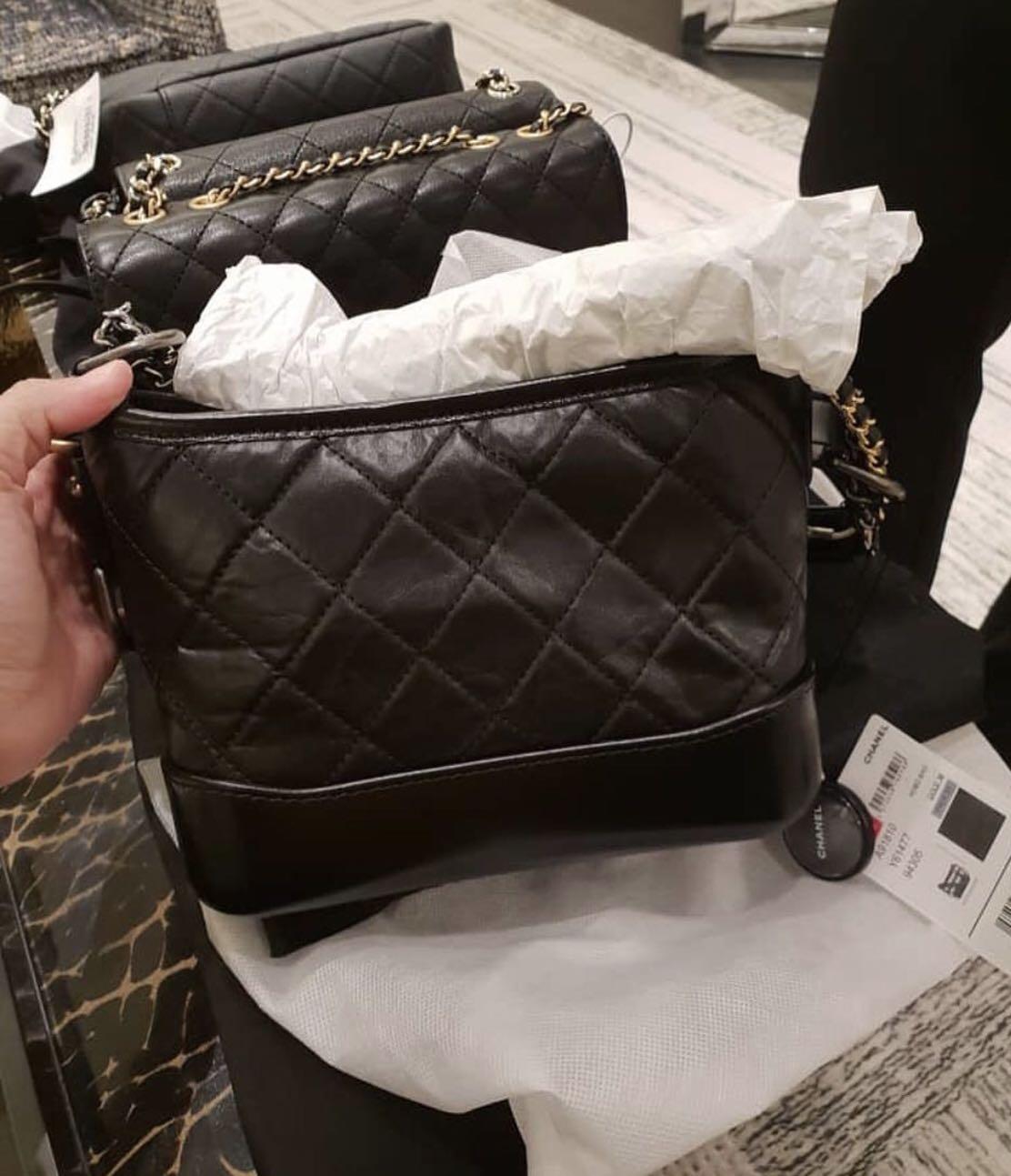 Chanel Gabrielle S, Luxury, Bags   Wallets, Handbags on Carousell 702f5a60ec