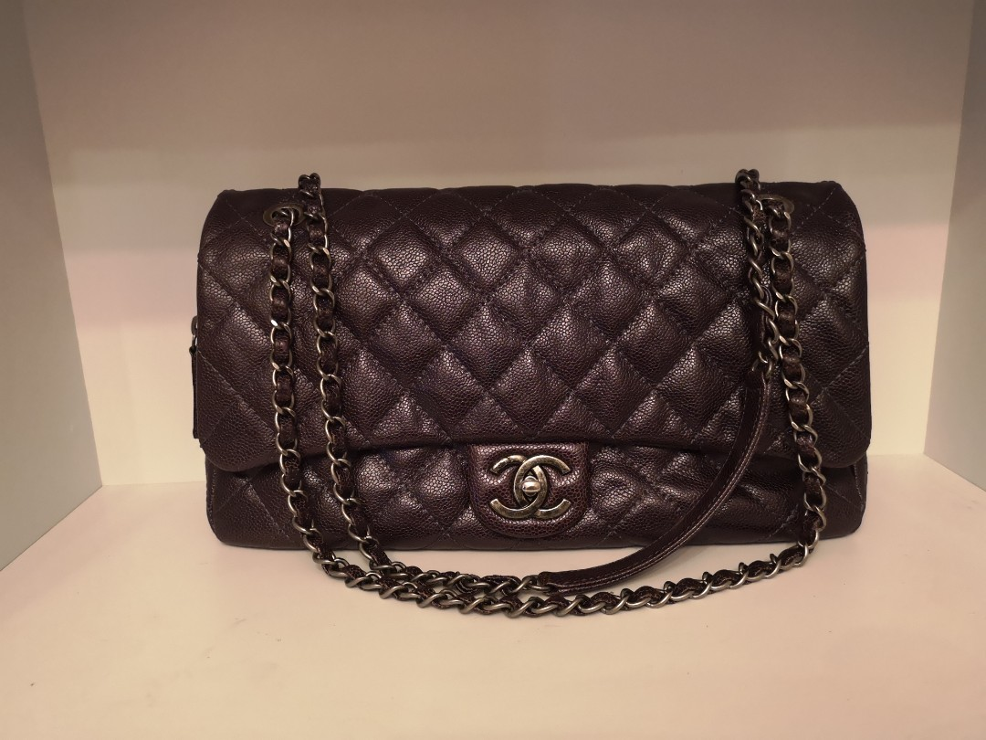 827d9e2c9ec0 Full Set BN Chanel Jumbo Easy Flap