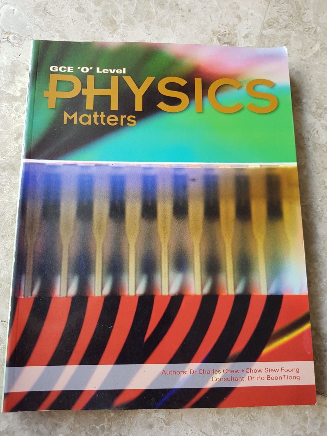 Chemistry and Physics Textbooks