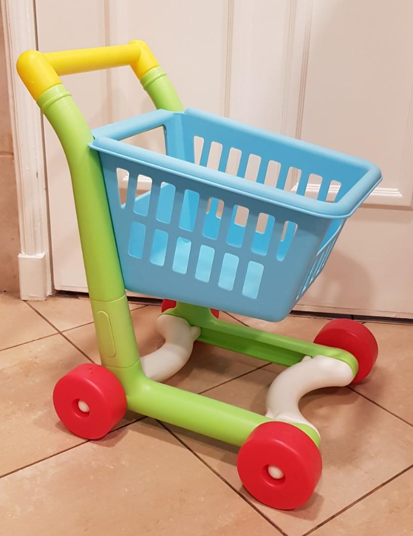 ELC Shopping trolley, Babies & Kids, Toys