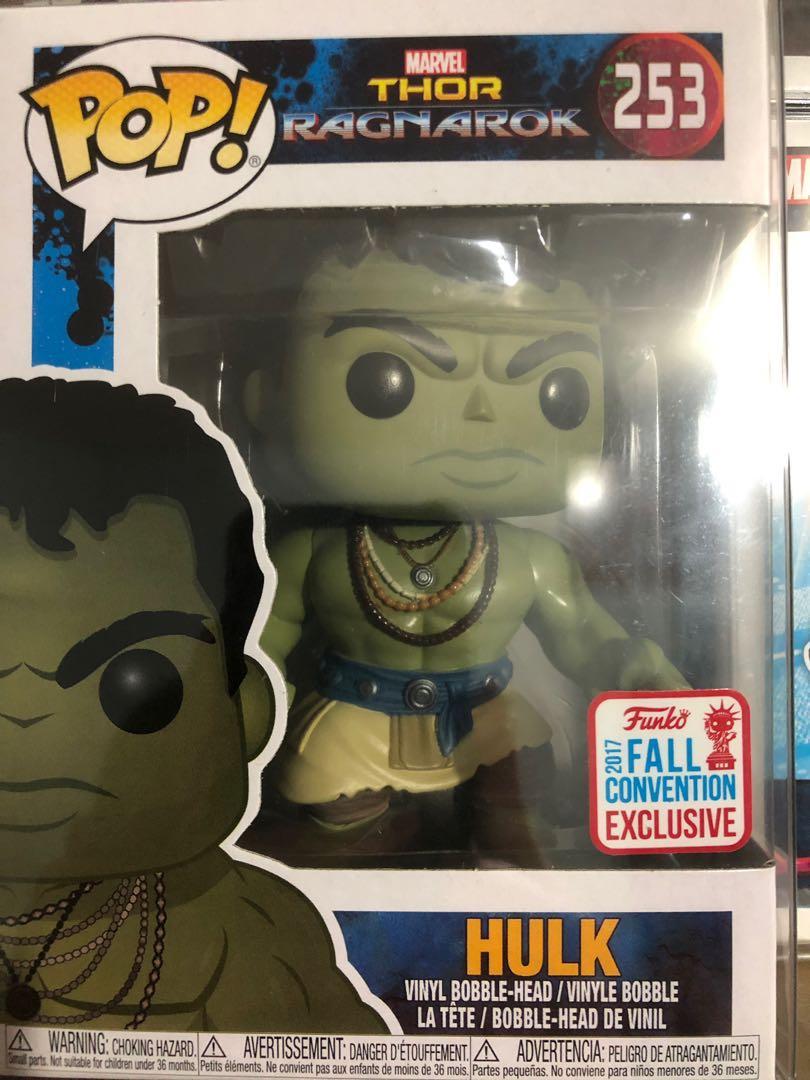 Funko Pop! Thor Ragnarok - Hulk (Casual), Toys & Games