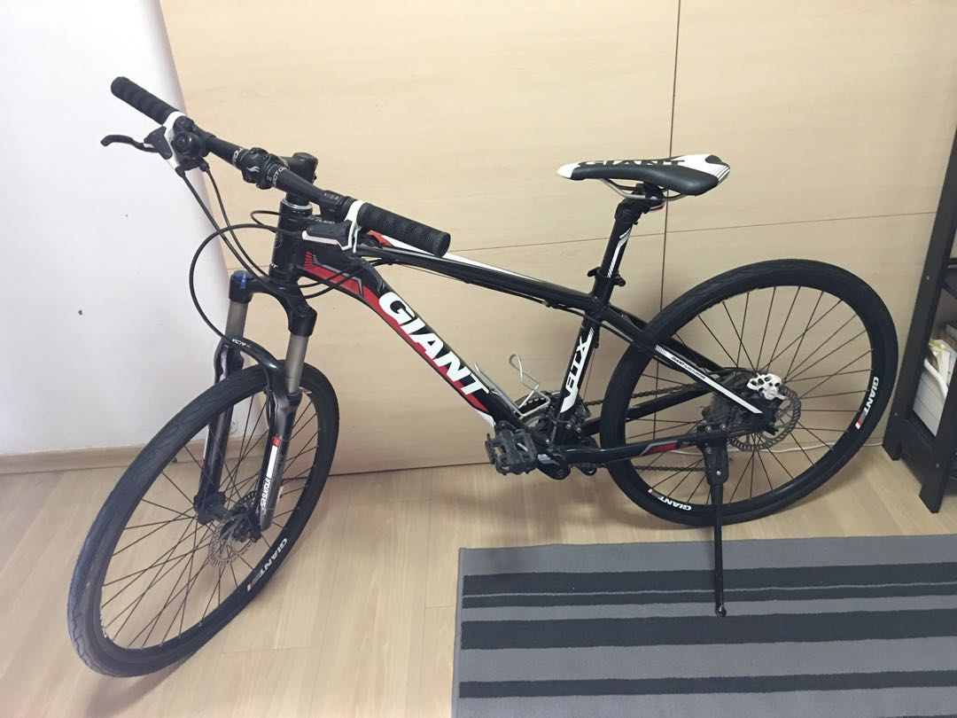 26a1e08b6c8 Giant ATX, Bicycles & PMDs, Bicycles, Mountain Bikes on Carousell