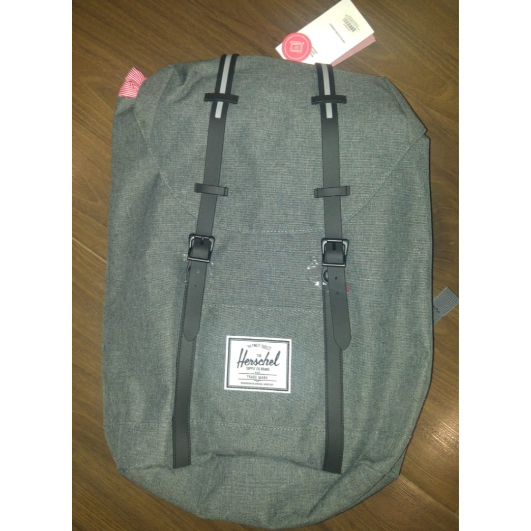 a21ef171133 Herschel Supply Co Retreat backpack, Men's Fashion, Bags & Wallets ...