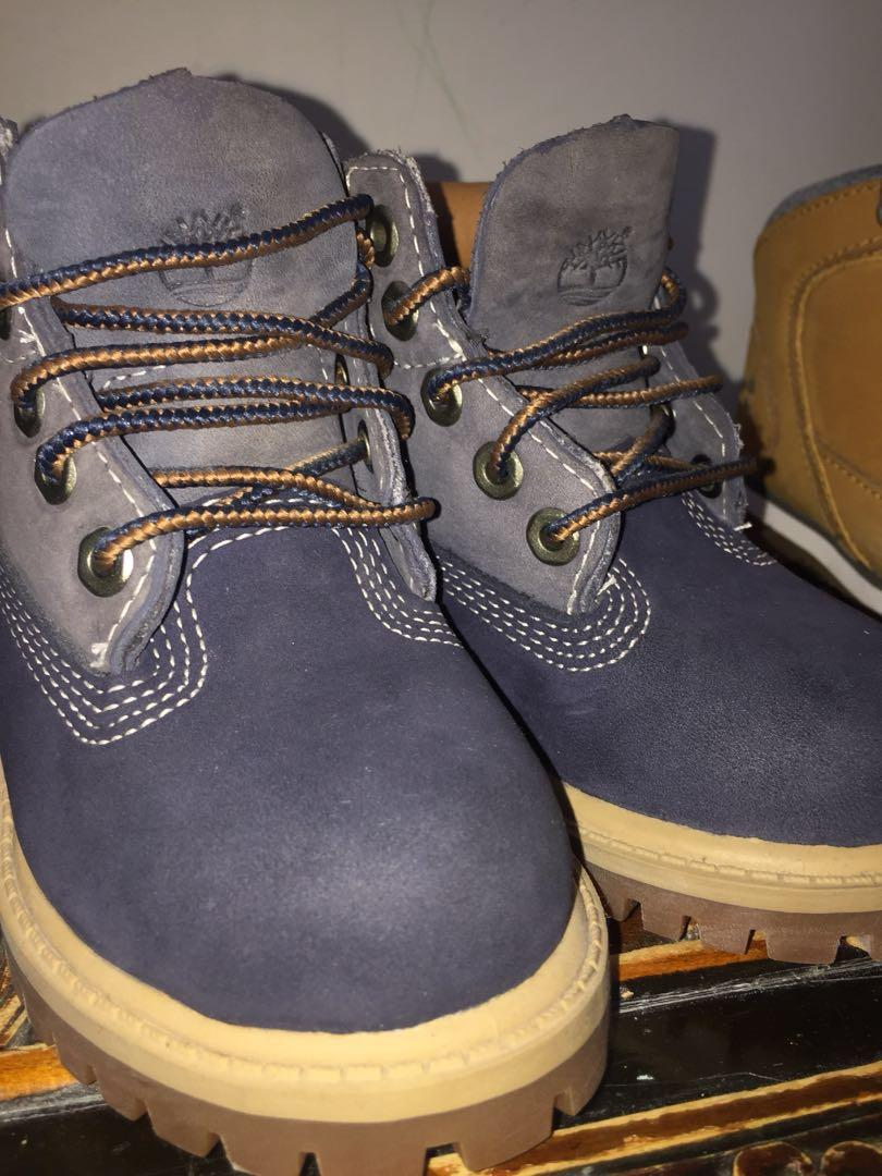 Infant Timberlands US 6C