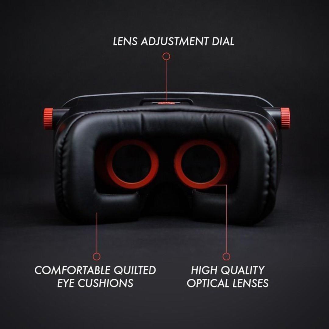 Infinity Virtual Reality Headset by Firebox - **BRAND NEW** (VR Headset)