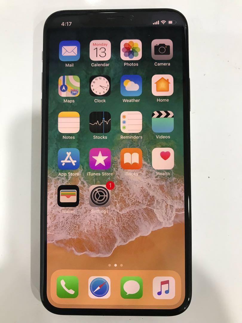 iPhone X 64gb logic board🔥