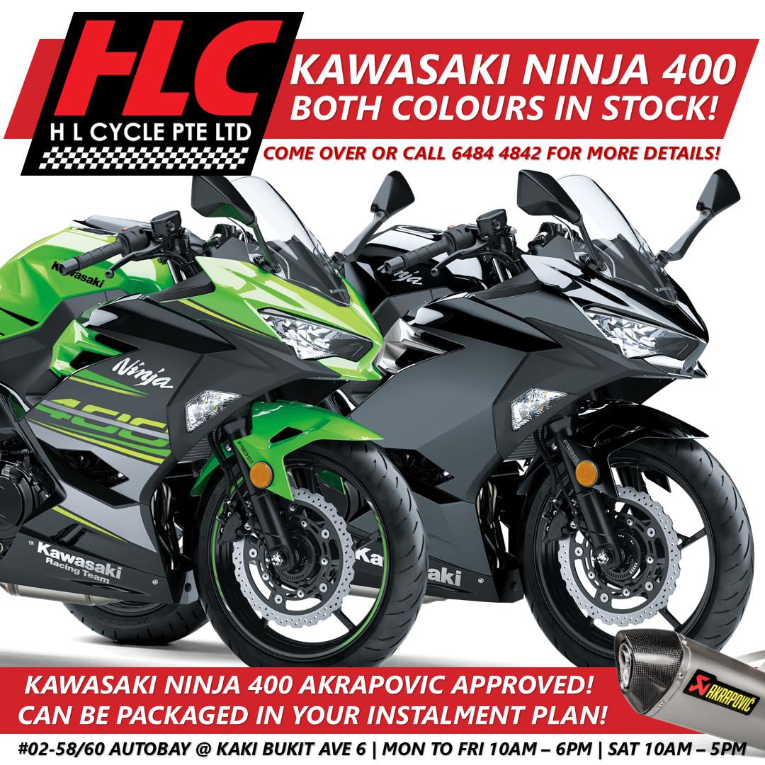 Kawasaki Ninja 400 Motorbikes Motorbikes For Sale Class 2a On