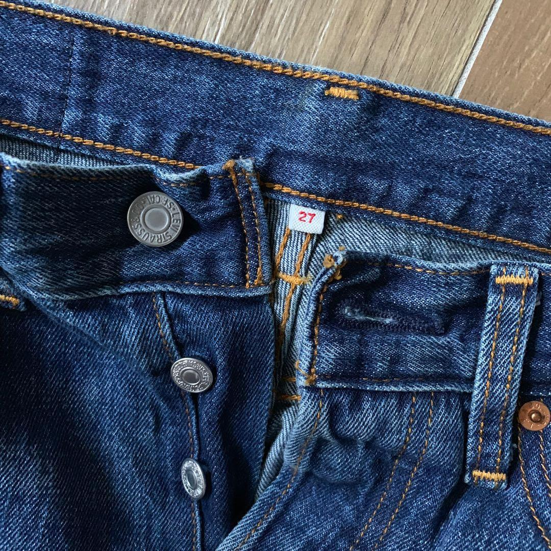 Levi's Wedgie Jeans Size 27