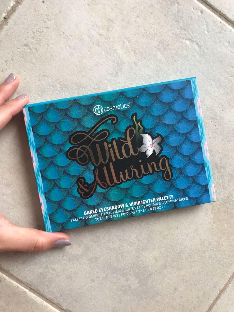 Limited Edition: BH cosmetics Wild and Alluring palette