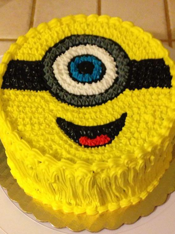 Awesome Minion Character Cakes Special Designs Birthday Cake Food Funny Birthday Cards Online Inifodamsfinfo