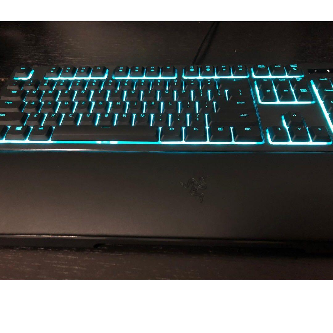 Razer Mechanical Membrane Keyboard [BrandNEW - w 1year