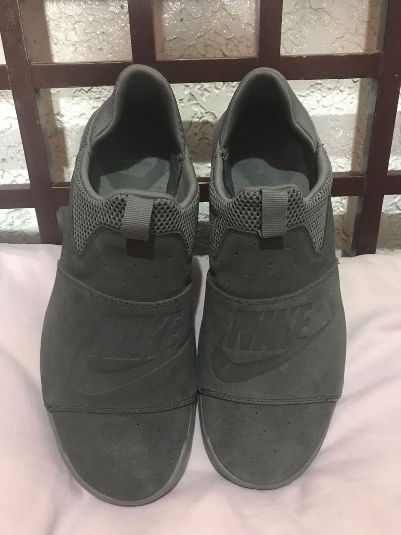 222f7c69d8bb58 RushSagad Sale!!! 💯% original Nike Benassi Slip Mens Sneakers ...