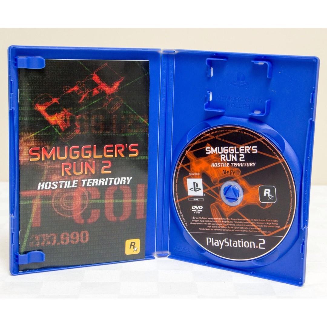 Smuggler's Run 2 Hostile Territory PlayStation 2 Pal Game - Aussie Seller