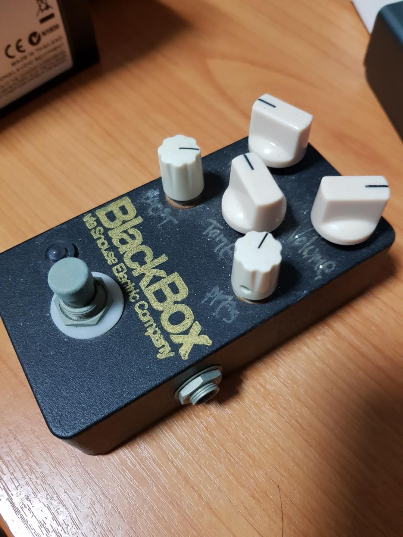 Snouse Black Box (bluesbreaker), Music & Media, Music