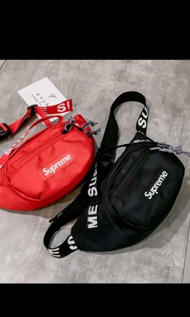 Supreme fanny pack, Women's Fashion, Bags & Wallets, Sling