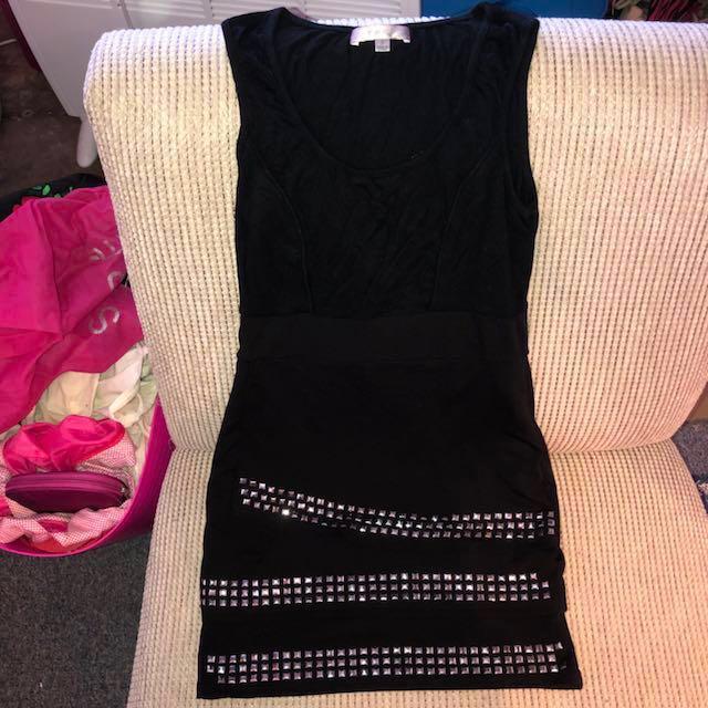 Temt dress size S never worn