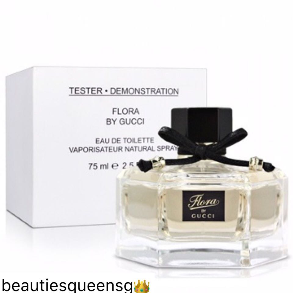 371d0f47dc5 Tester Gucci Flora By Gucci 75ml EDT