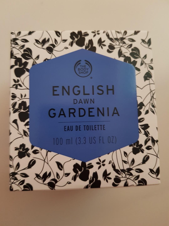 The body shop English Dawn Gardenia Eau De Toilette, Health & Beauty, Perfumes & Deodorants on Carousell