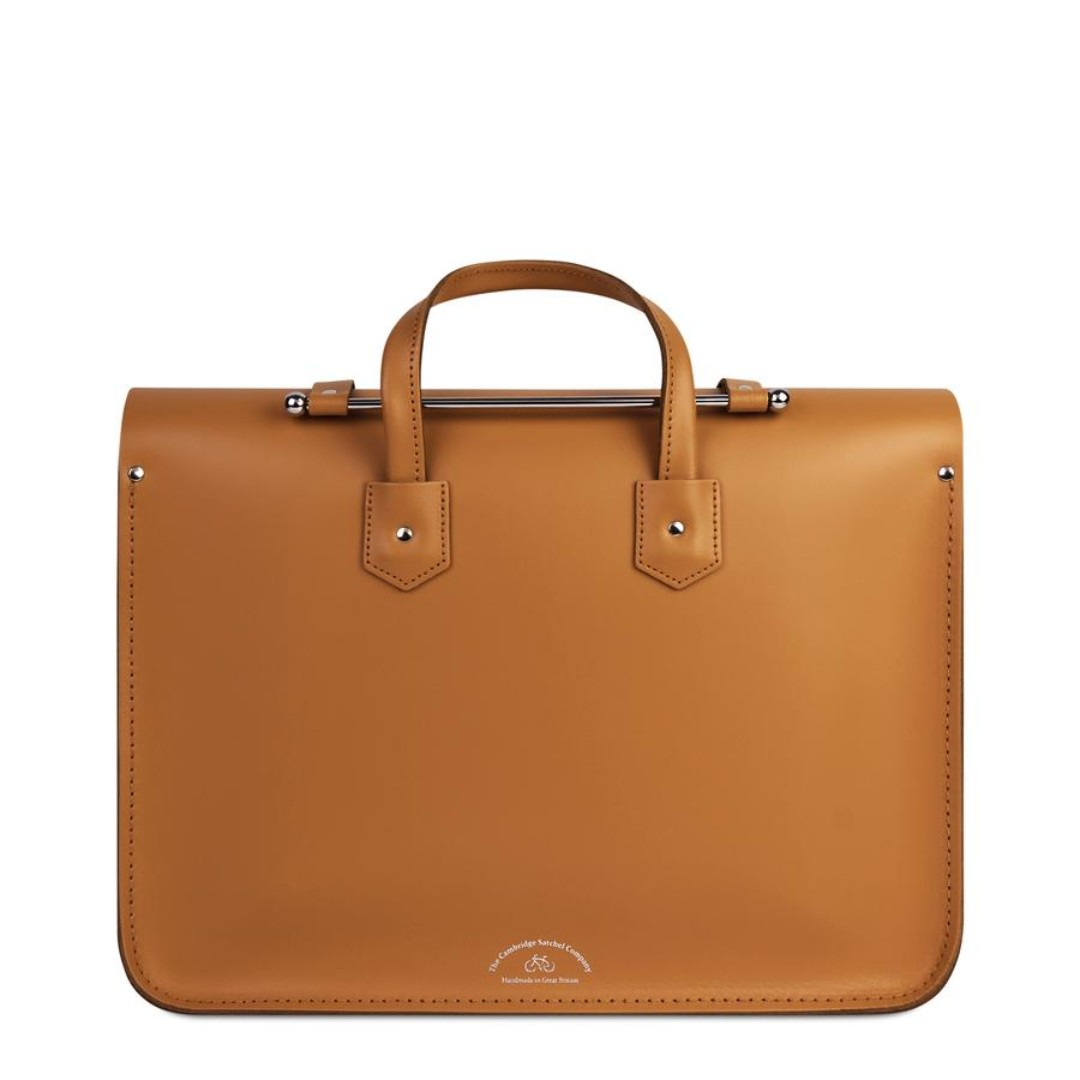 c34463ebb55e The Cambridge Satchel Company Folio in Leather - Canyon