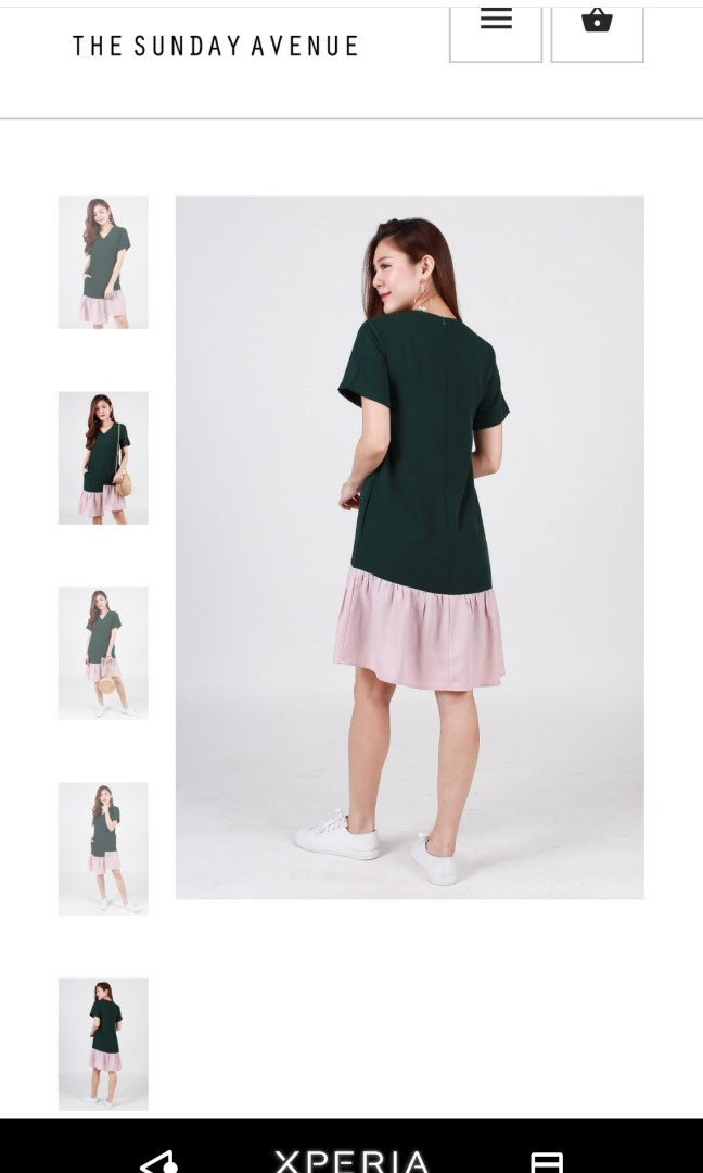 478af68b5f81 The Sunday avenue dress, Women's Fashion, Clothes, Dresses & Skirts on  Carousell