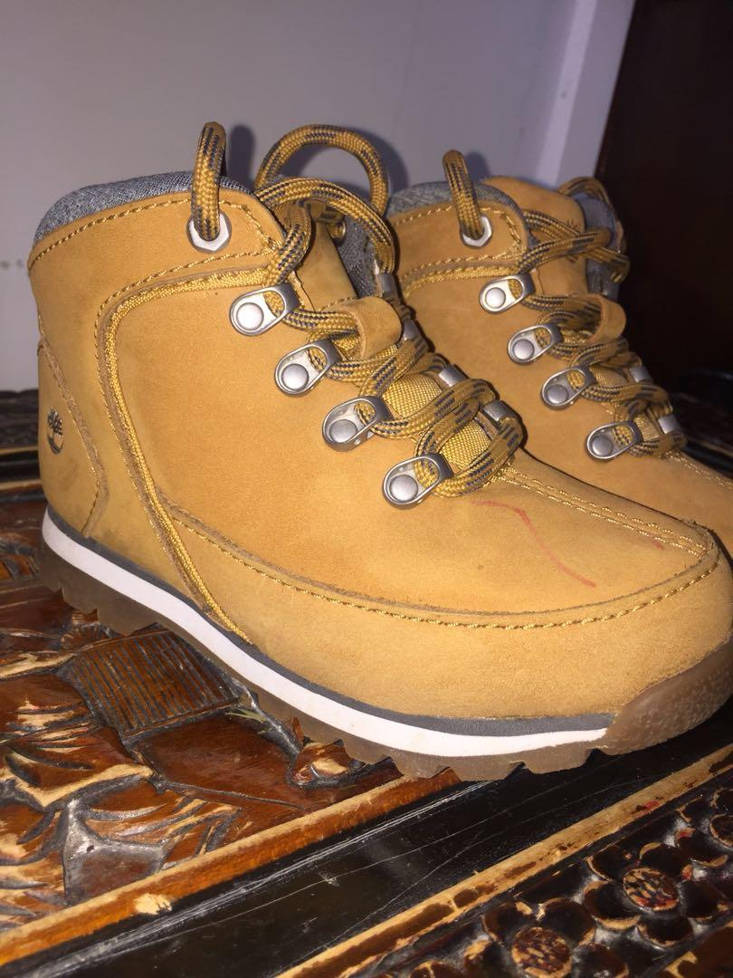 Toddler Authentic Timberlands