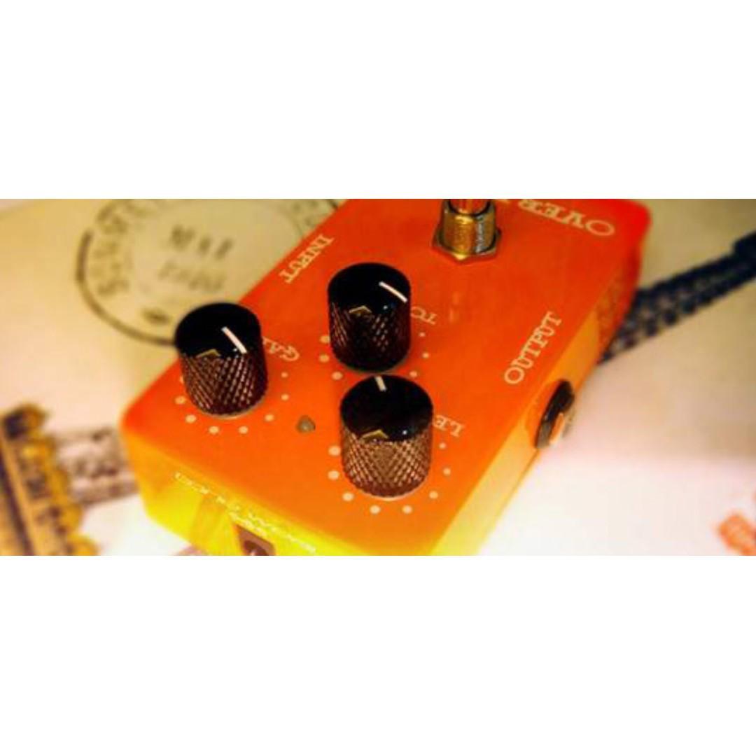 Toneweal guitar effect pedal AT2 - Distortion