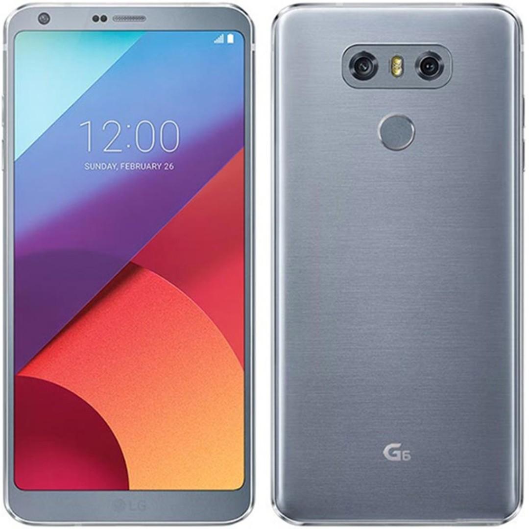 USED LG G6