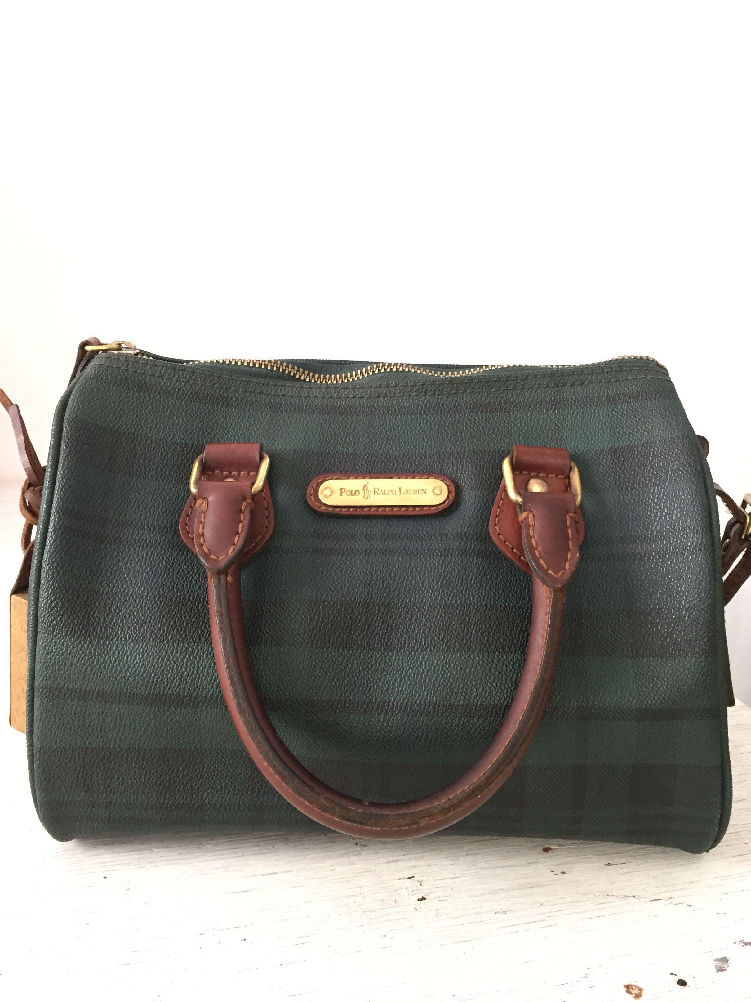 b42b7c2cac20 Vintage Polo Ralph Lauren bag