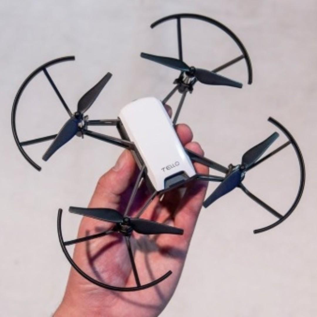WTS - DJI Tello Drone, Photography, Drones on Carousell