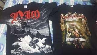 Dio and Destruction T Shirt