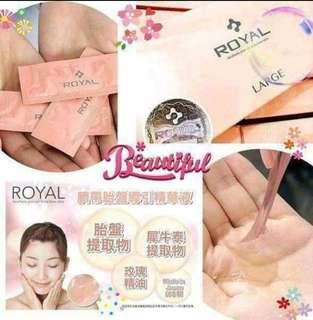 日本Royal 臍帶血引流精華胎盤素